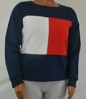 NWT Tommy Hilfiger Women's Long Sleeve  Pullover Sweater Large L