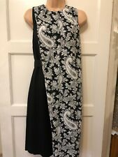 french conection dress Size 6 Black White Formal New Very Stylish