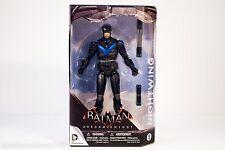 "NIGHTWING Batman Arkham Knight  6.75"" Action Figure DC Collectibles #5 2015 NIB"