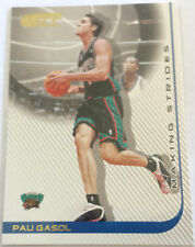 Pau Gasol - 01/02 Topps TCC (Champs and Contenders) Rookie Card