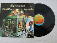 JESS RODEN BAND LP PLAY IT DIRTY island 9442 EX+......... 33rpm / rock