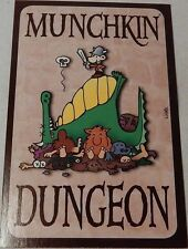 2015 Munchkin TableTop Day Dungeon Of Superior Shopping Promo Dungeon Card