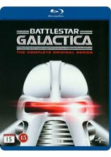 Battlestar Galactica (1978-80) The Complete Original Series Blu-Ray Import New