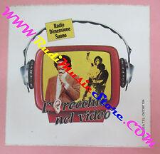 ADESIVO STICKER RADIO DIMENSIONE SUONO Jocelyn L'ORECCHIO NEL VIDEO no cd lp mc
