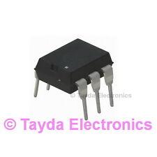 10 x 4N35 Optocouplers Phototransistor 30V IC - FREE SHIPPING