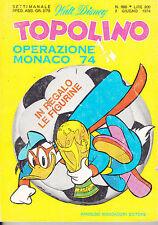 TOPOLINO n° 966 CON BOLLINO