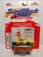 1995 Tobey Butler 1:64 Racing Champions Ford Die Cast Race Truck (I)