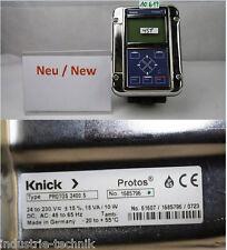 Appareil de Mesure  knick protos 3400 s transmitter