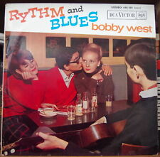 BOBBY WEST RYTHM AND BLUES RARE FRENCH LP RCA 1964