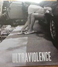 Lana Del Rey - Ultraviolence  - Rare Uk Cd Promo