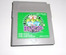 Pocket Monsters/Pokemon Green Version Japan (Nintendo Game Boy) US SELLER
