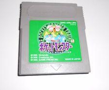 Pocket Monsters/Pokemon Green Version Japan (Nintendo Game Boy, 1996) US SELLER