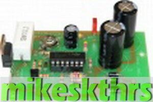 Bausatz Labornetzgerät Netzteil 0-30V 1A Ba 2