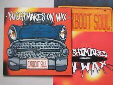 Nightmares On Wax – Carboot Soul   2LP OIS  EX 1999