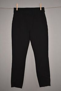 SPANX NEW $128 The Perfect Back Seam Skinny Pant in Black Small