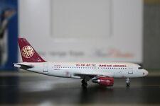 Aeroclassics 1:400 Juneyao Airlines Airbus A319-100 B-6233 (ACB6233) Model Plane