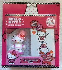 Hello Kitty Magic Tricks The Disappearing Kings Nip