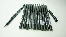Eyeliner Nabi Retractable Waterproof Black (Wholesale Lot) New 12pcs