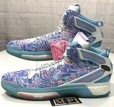 Adidas SM D Rose 6 Boost Easter Basketball Shoes B72601 Rare Mens Size 17 NIB