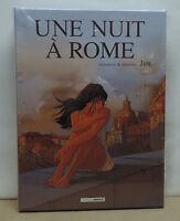 Nuit a Rome coffret VIDE avec album HS dessous Jim ed Grand Angle
