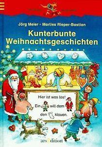 Kunterbunte Weihnachtsgeschichten. Mit Bildern lesen ler... | Buch | Zustand gut
