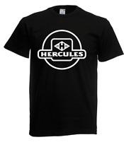 Herren T-Shirt Mofa Moped Hercules Größe bis 5XL