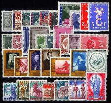 België/Belgique jaar/ann 1958 ** COB = 49,50 Euro vl1891