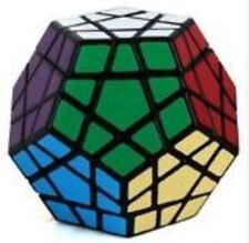 Megaminx Speed Rubik's Magic Cube 3x3x3 Black