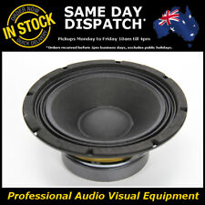 "8"" 150WRMS PA DJ Speaker Subwoofer Sub Driver 8 Inch 8 Ohms Quality Replacement"