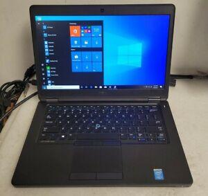 Dell Latitude E5450 i5-5300U 2.3 GHz 4GB RAM 500GB HDD Win 10 Pro Webcam