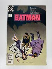 Batman Year One (Batman #404, 405, 406 & 407) Part 1 - 4 Bundle (Near Mint)