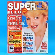 Super Illu 30-1997   17.07.1997 Tamara Danz Carmen Nebel Manfred Krug A Mentzel