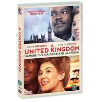 A UNITED KINGDOM L'amore che ha cambiato la storia - DVD usato ex-noleggio