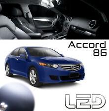 Honda accord 8G Satz 9 LED-Lampen weiß Innenraum Deckenleuchte Kofferraum