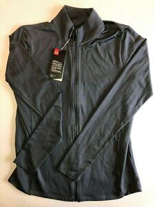 Under Armour New Zinger Tulip Full Zip Golf Shirt Women's Medium 1276 MSRP $80