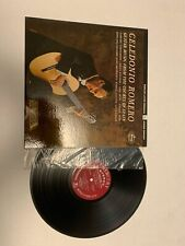 Celedonio Romeo Courts of Spain Record lp original vinyl album mercury