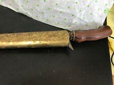 Antique S.E.Asia Kris Dagger In Sheath-jor