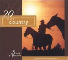 Countdown Singers : 20 Best of Country (Dig) CD