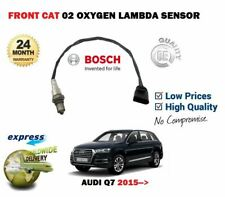FOR AUDI Q7 3.0 TDI QUATTRO 2015-> NEW 1 X FRONT CAT 02 OXYGEN LAMBDA SENSOR