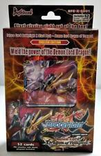 DEMON LORD DRAGON OF TEMPEST X START DECK Future Card BuddyFight BFE-X-SD01