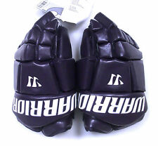 "New Warrior Fatboy box lacrosse goalie gloves 12"" purple Lax indoor junior goal"