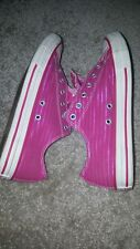Pink Converse Size 5.5