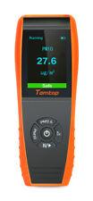 Temtop P600 Air Quality formaldéhyde Moniteur Détecteur PM2.5/PM10