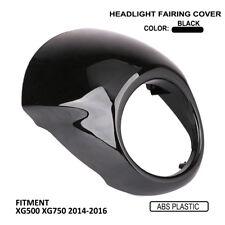 Motorcycle Headlight Fairing Cover For Harley Davidson Street XG 500 XG750 14-16