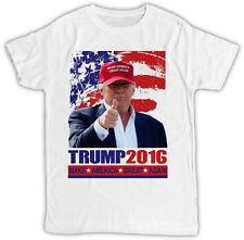 DONALD TRUMP FOR PRESIDENT MAKE AMERICA GREAT AGAIN 2016 TRUMP T SHIRT