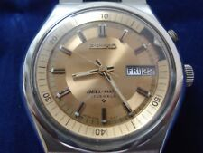 Vintage! SEIKO BELL-MATIC 4006-6031 Automatic Men's Watch 17Jewels from Japan!