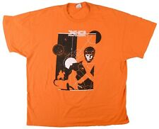 XO Manowar Burnt Orange T-Shirt Mens Size 2XL XXL Valiant Comics