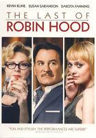 The Last of Robin Hood New DVD