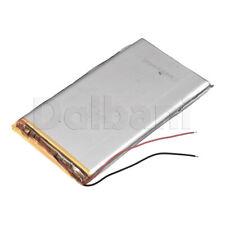 8373129, Internal Lithium Polymer Battery 3.7V 83x73x129
