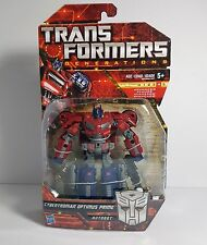 Hasbro Transformers War for Cybertron WFC Cybertronian Optimus Prime, MISP